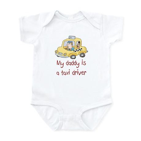 Taxi Cab Driver Infant Bodysuit
