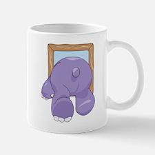 Coming & Going Hippo Mug