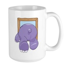 Coming & Going Hippo Mug