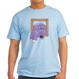Hippos Mens Light T-shirts