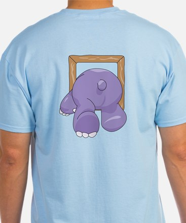 Coming & Going Hippo T-Shirt