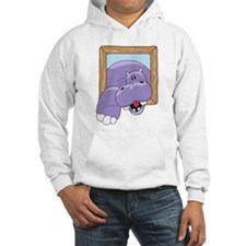 Coming & Going Hippo Hoodie
