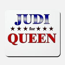 JUDI for queen Mousepad