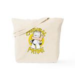 Cannibal Pride Tote Bag