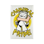 Cannibal Pride Rectangle Magnet (10 pack)