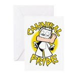 Cannibal Pride Greeting Cards (Pk of 20)