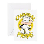 Cannibal Pride Greeting Card