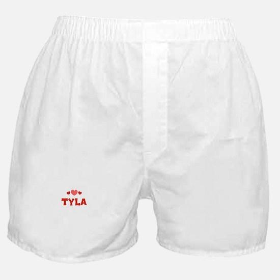 Tyla Boxer Shorts