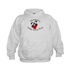 Mommy's Little Love Bug Hoodie