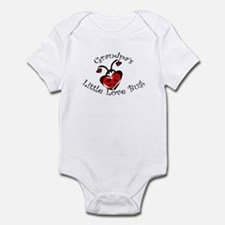 Grandpa's Little Love Bug  Infant Bodysuit