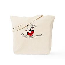 Nana's Little Love Bug Tote Bag