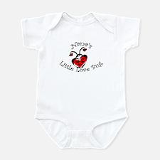 Nana's Little Love Bug Infant Bodysuit