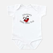 Nonna's Little Love Bug  Infant Bodysuit