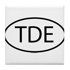 TDE Tile Coaster