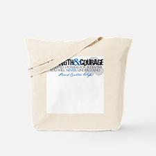 Strength&Courage Coasties Wif Tote Bag