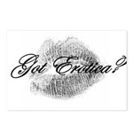 Got Erotica? Postcards (Package of 8)