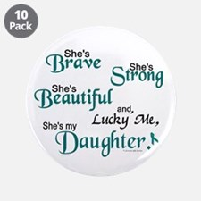 """Lucky Me 1 (Daughter OC) 3.5"""" Button (10 pack)"""