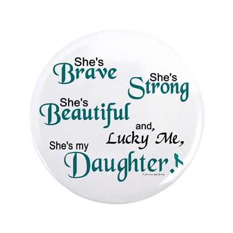 """Lucky Me 1 (Daughter OC) 3.5"""" Button (100 pack)"""