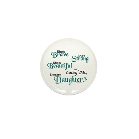 Lucky Me 1 (Daughter OC) Mini Button (10 pack)