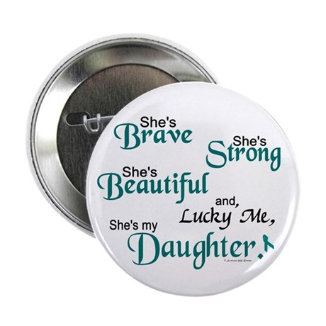 """Lucky Me 1 (Daughter OC) 2.25"""" Button (100 pack)"""