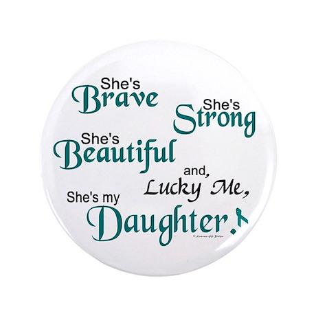 "Lucky Me 1 (Daughter OC) 3.5"" Button"