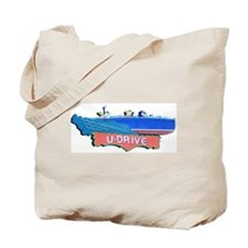 Retro Sign Tote Bag
