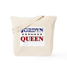 JORDYN for queen Tote Bag