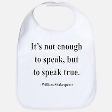 Shakespeare 22 Bib