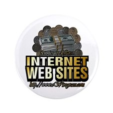 "Web Site Names ~ 3.5"" Button"