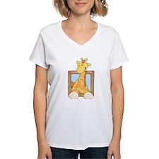 Coming & Going Giraffe Shirt