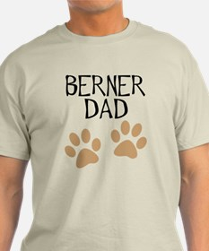 Big Paws Berner Dad T-Shirt