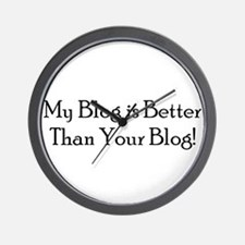 Blog 2 Wall Clock