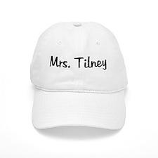 Mrs. Tilney Baseball Cap