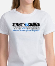 Strength&Courage NG Girlfrien Women's T-Shirt