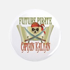 "Captain Kalyan 3.5"" Button (100 pack)"