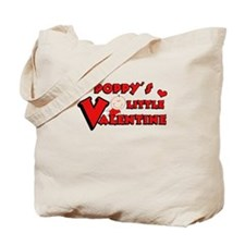 Poppy's Little Valentine Tote Bag