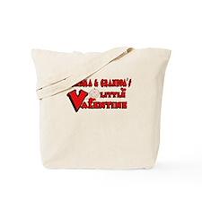 Grandma & Grandpa's Valentine Tote Bag