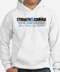 Strength&Courage Sister Hoodie