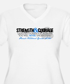 Strength&Courage Sister T-Shirt