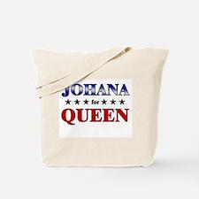 JOHANA for queen Tote Bag
