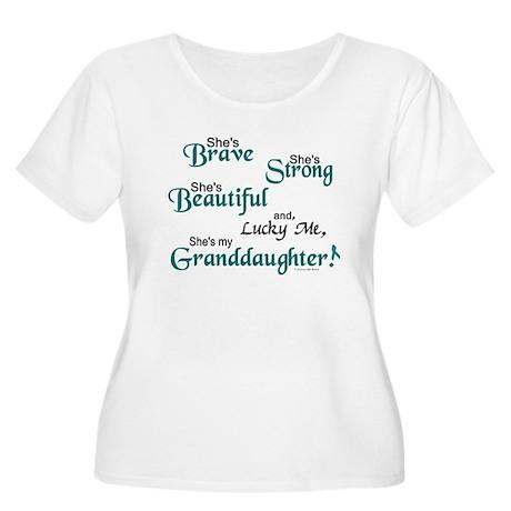 Lucky Me 1 (Granddaughter OC) Women's Plus Size Sc
