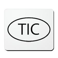 TIC Mousepad