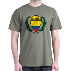 Stylized Colombia T-Shirt