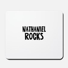 Nathaniel Rocks Mousepad