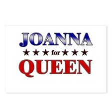 JOANNA for queen Postcards (Package of 8)