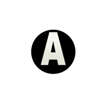 A Mini Button (100 pack)
