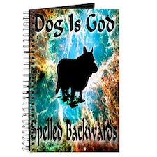 Dog Is God Journal