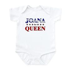 JOANA for queen Infant Bodysuit