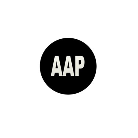 AAP Mini Button (10 pack)