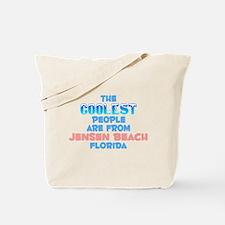Coolest: Jensen Beach, FL Tote Bag